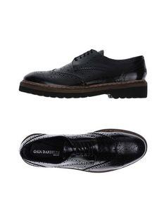 Обувь на шнурках Gaia Bardelli