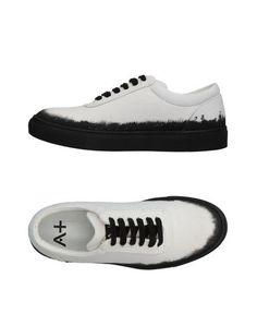 Низкие кеды и кроссовки -A-