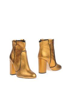 Полусапоги и высокие ботинки Giampaolo Viozzi