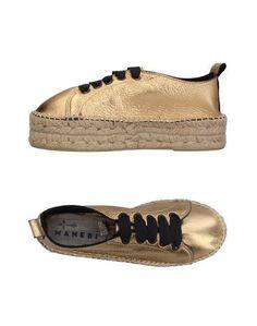 Обувь на шнурках ManebÍ