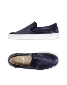 Низкие кеды и кроссовки Penelope