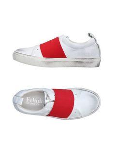 Низкие кеды и кроссовки Felmini