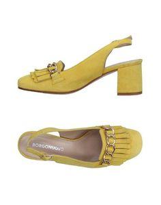 Туфли Borgonuovo