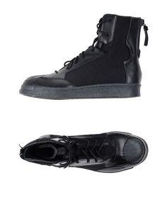 Высокие кеды и кроссовки Adidas X Yohji Yamamoto