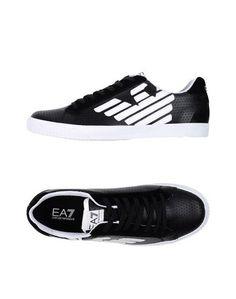 Низкие кеды и кроссовки EA7