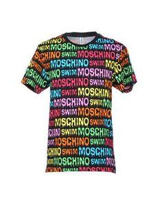 Футболка Moschino Swim