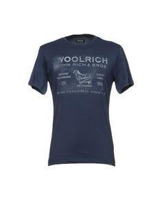 Футболка Woolrich