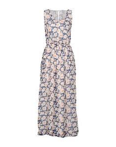Длинное платье 120% Lino