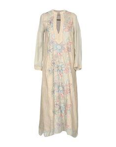 Платье длиной 3/4 120% Lino