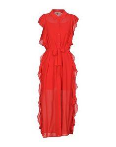 Длинное платье Michela MII