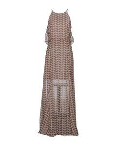 Длинное платье Black Coral