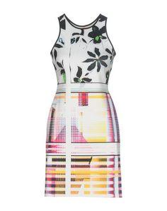 Короткое платье Clover Canyon