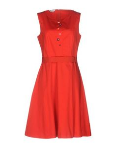 Платье до колена Biancoghiaccio