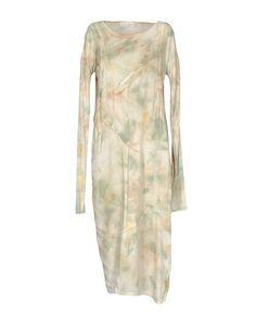 Платье длиной 3/4 Daniela Dalla Valle Elisa Cavaletti