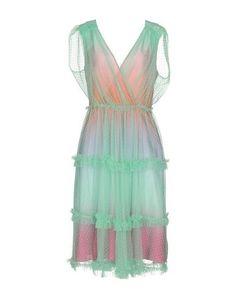 Платье до колена Space Style Concept