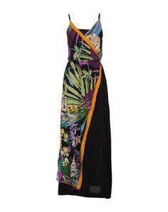 Длинное платье Biancoghiaccio
