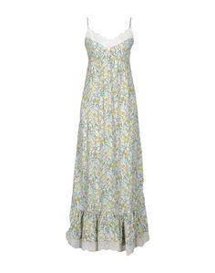 Длинное платье Naf Naf