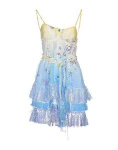 Короткое платье Nudha
