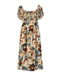 Платье до колена Paolo Casalini