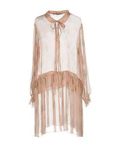 Короткое платье Poustovit