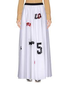 Длинная юбка Fornarina