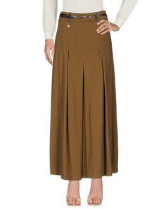 Длинная юбка Manila Grace Denim