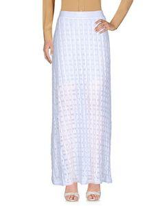 купить женские теплые вязаные юбки с перфорацией в интернет