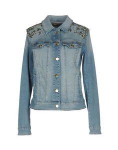 Джинсовая верхняя одежда Versace Jeans