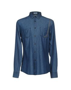 Джинсовая рубашка Bikkembergs