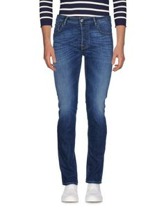 Джинсовые брюки Moorer