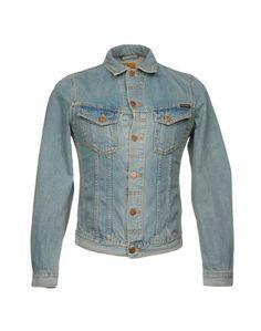 Джинсовая верхняя одежда Nudie Jeans CO