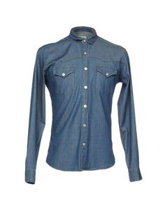 Джинсовая рубашка Takeshy Kurosawa