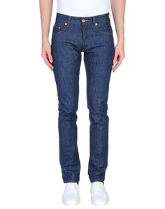 Джинсовые брюки M.Grifoni Denim