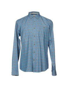 Джинсовая рубашка Hymn