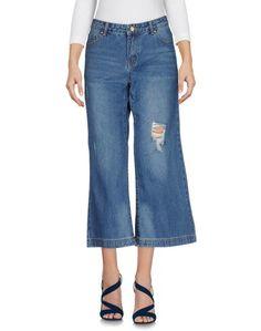 Джинсовые брюки-капри SH Collection