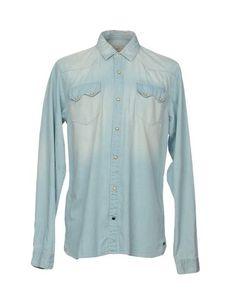 Джинсовая рубашка Scotch & Soda