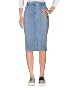 Джинсовая юбка Blugirl Jeans