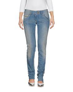 Джинсовые брюки Elisabetta Franchi Jeans FOR Celyn B.