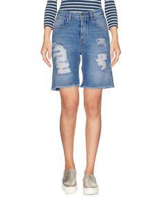 Джинсовые бермуды Kaos Jeans