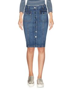 Джинсовая юбка Mangano