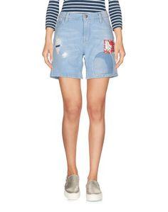 Джинсовые шорты VDP Collection