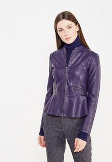 Куртка кожаная Armani Exchange