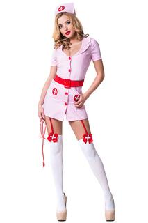 Похотливая медсестра розовая Le Frivole