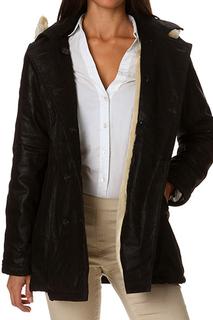 sheepskin coat Isaco & Kawa