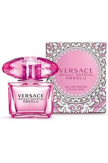 Bright Crystal Absolu EDP,50мл Versace