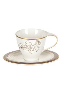 Набор из 6 кофейных пар 100 мл Royal Porcelain