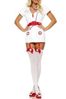 Костюм Похотливая медсестра Le Frivole Costumes