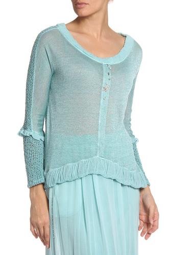 Пуловер Elisa Cavaletti