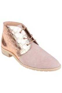 Ботинки на шнурках Stuart Weitzman