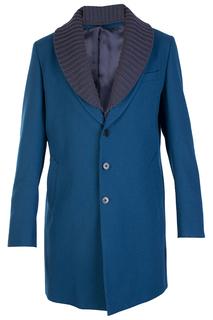 Пальто с застежкой на пуговицы Paul Smith